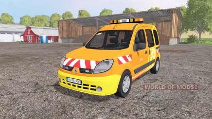 Renault Kangoo DIR v1.1 pour Farming Simulator 2015