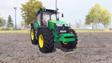 John Deere 7280R v2.0 pour Farming Simulator 2013