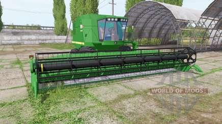John Deere 9610 v2.0 pour Farming Simulator 2017