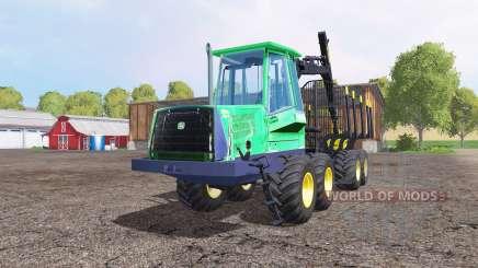 John Deere 1110D für Farming Simulator 2015
