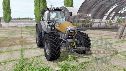 Deutz-Fahr Agrotron 7210 TTV warrior gold v5.4.5 pour Farming Simulator 2017