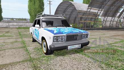 LADA Zhiguli (2107) Zénith pour Farming Simulator 2017