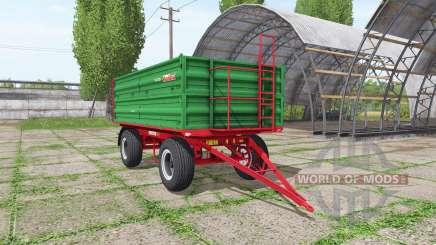 Warfama T-670 pour Farming Simulator 2017