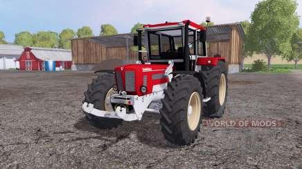 Schluter Super 1500 TVL front loader pour Farming Simulator 2015