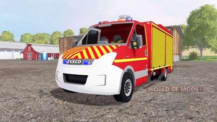 Iveco Daily VSR für Farming Simulator 2015