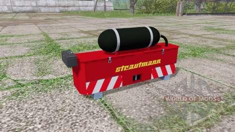 Strautmann weight pour Farming Simulator 2017
