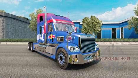 Freightliner Coronado v3.0 pour Euro Truck Simulator 2