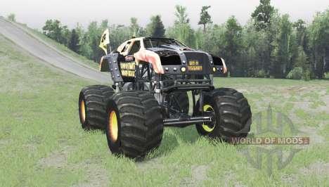 Maximum Destruction Bigfoot pour Spin Tires