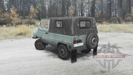 LuAZ 969 pour Spintires MudRunner
