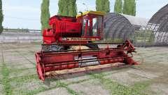 Ne 1500B v1.1 pour Farming Simulator 2017