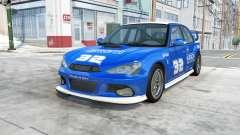Hirochi Sunburst touring car für BeamNG Drive