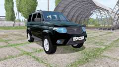 UAZ 3163 dns_event_unknown_service_port Patriot