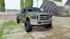 Ford F-350 Super Duty Crew Cab 2006 pour Farming Simulator 2017