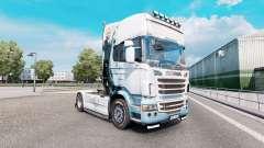 Final Fantasy skin für den truck-Scania R-Serie