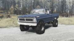 Ford F-250 1972 pour MudRunner