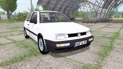 Volkswagen Golf (Typ 1H) 1995 v2.0