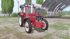 International Harvester 1255 XL narrow wheels für Farming Simulator 2017
