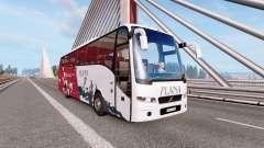 Bus traffic v2.3 für Euro Truck Simulator 2