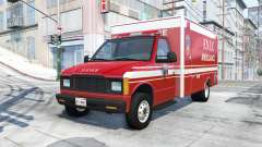 Gavril H-Series F.N.Y.C ambulance pour BeamNG Drive