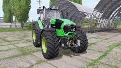 Deutz-Fahr Agrotron 9340 TTV green design v1.1