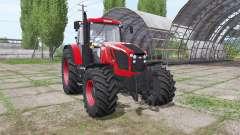 Zetor Crystal 160 v1.1 pour Farming Simulator 2017