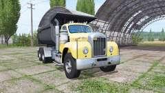 Mack B61 dump truck pour Farming Simulator 2017