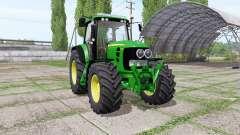 John Deere 7530 Premium pour Farming Simulator 2017