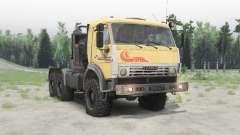 KamAZ-53504 v1.Cinq