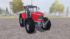 Massey Ferguson 7626 für Farming Simulator 2013
