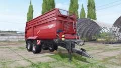 Krampe Bandit 750 pour Farming Simulator 2017
