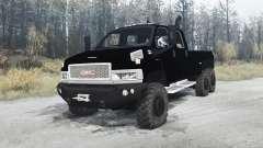GMC TopKick C4500 pickup 6x6 pour MudRunner