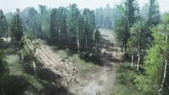 Birch grove pour MudRunner
