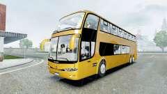 Marcopolo Paradiso 1800 DD 6x2 (G6) 2009 pour Euro Truck Simulator 2