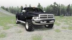 Dodge Ram 3500 Club Cab 1994 pour Spin Tires