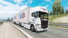 Tandem truck traffic v1.7