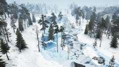 Winter-Sibirien v1.1 für MudRunner