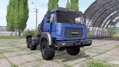 Ural 44202-3511-82M für Farming Simulator 2017