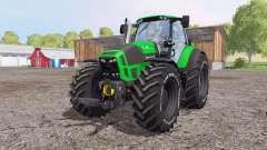 Deutz-Fahr Agrotron 7250 TTV für Farming Simulator 2015