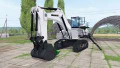 Liebherr R 9200 backhoe attachment v1.1