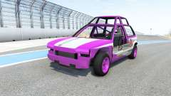 Ibishu Covet derby pour BeamNG Drive