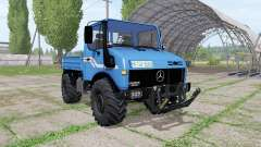 Mercedes-Benz Unimog U1600 v1.3