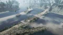 Zaton - Zone de l'ancien réservoir de la ferme pour MudRunner