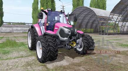 Lindner Lintrac 90 pink für Farming Simulator 2017