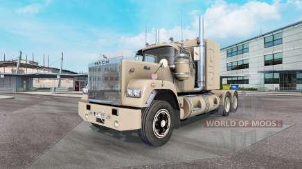 Mack Super-Liner v3.1 für Euro Truck Simulator 2