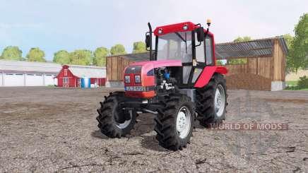 Belarus 1025.3 für Farming Simulator 2015