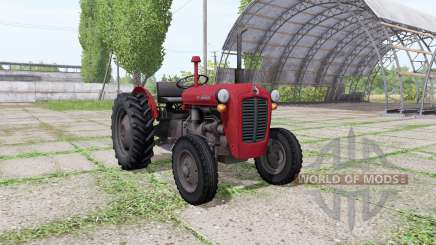 IMT 533 DeLuxe v2.0 pour Farming Simulator 2017