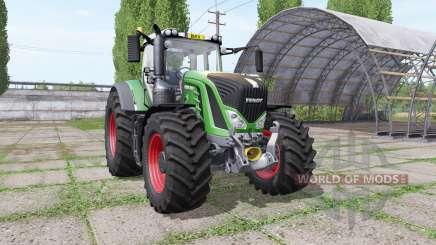 Fendt 939 Vario v1.1 für Farming Simulator 2017