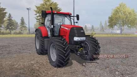 Case IH Puma 165 CVX v2.0 pour Farming Simulator 2013