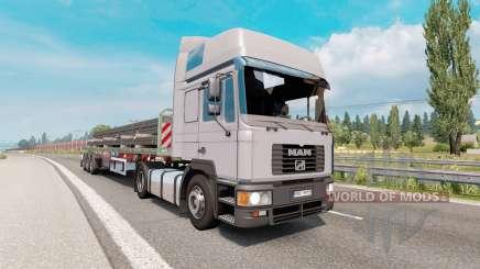 Truck traffic pack v2.7 pour Euro Truck Simulator 2