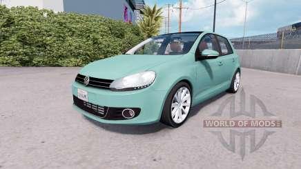Volkswagen Golf (Typ 5K) pour American Truck Simulator